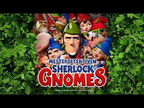 Mesterdetektiven Sherlock Gnomes - Nu på DVD, Blu-ray & Digitalt