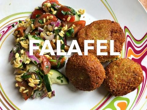 FALAFEL RECIPE // RECETA DE FALAFEL