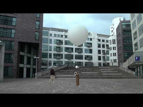 Filips Sta?islavskis' Human-Cloud Project turns human breath into clouds