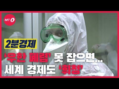 [2분경제]'우한 폐렴' 못 잡으면... 세계 경제도 '...