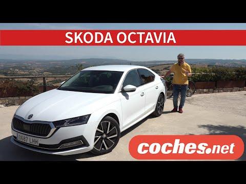 Skoda Octavia 2.0 TDi 150 CV 2020 | Prueba / Test / Review en español | coches.net