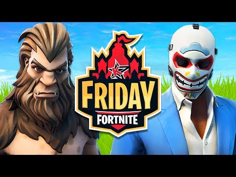 We got to the FINALS of the Fortnite Friday $20,000 Tournament!! (Fortnite Battle Royale) - UC2wKfjlioOCLP4xQMOWNcgg
