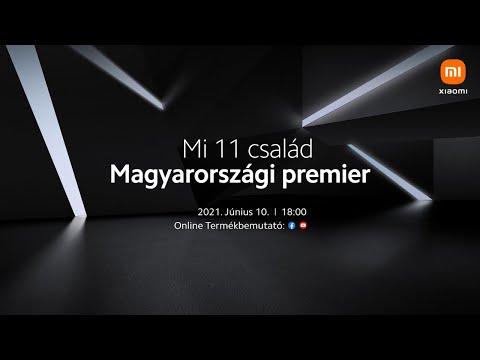 Hazánkban is debütál a Xiaomi Mi 11 család