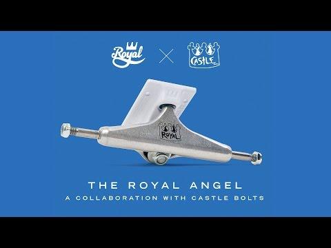 Daryl Angel for Castle Bolts x Royal Trucks