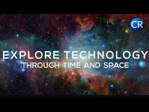 Explore Technology Through Time and Space