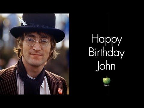 Happy Birthday, John