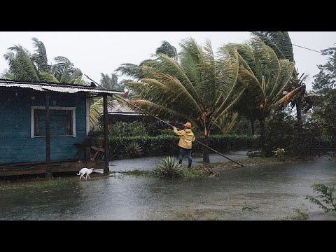 El huracán Iota adquiere la categoría 5 camino de Centroamérica. Sigue su evolución en directo