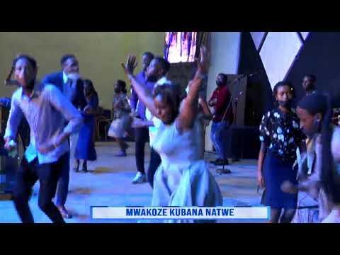 FOURSQUARE TV  Sunday 3rd Service With Bishop Dr. Fidele MASENGO 07.03.2021