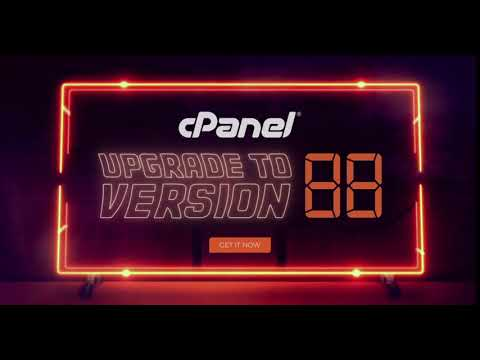 cPanel & WHM V88 STABLE