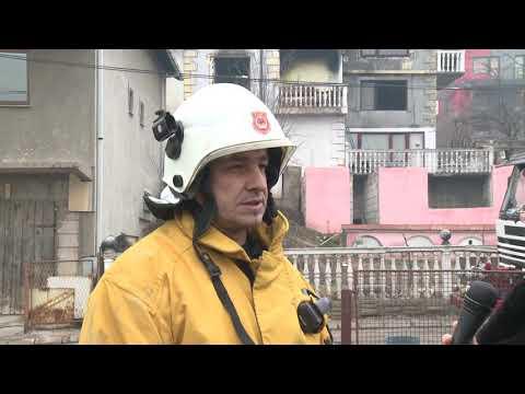 U požaru u naselju Moluhe u potpunosti uništena kuća, vlasnik povrijeđen