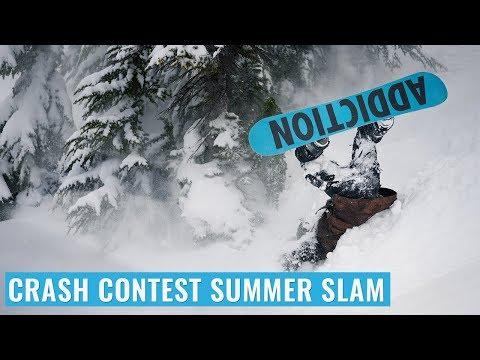 Snowboard Crash Contest: Summer Slam