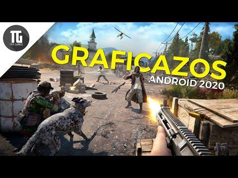 TOP 10 Juegos CON MEJORES GRÁFICOS para Android 2020