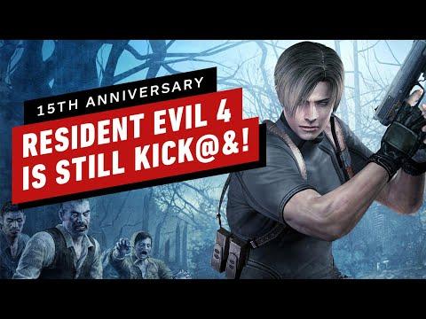 Resident Evil 4: 15th Anniversary - UCKy1dAqELo0zrOtPkf0eTMw