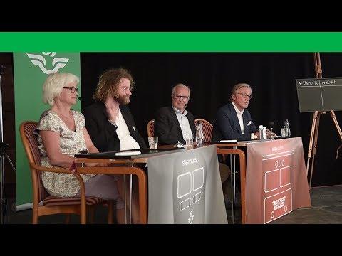Regionalt möte, västra Sverige, Almedalen 2017