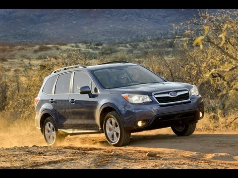 2014 Subaru Forester Drivetime Review With Steve Hammes