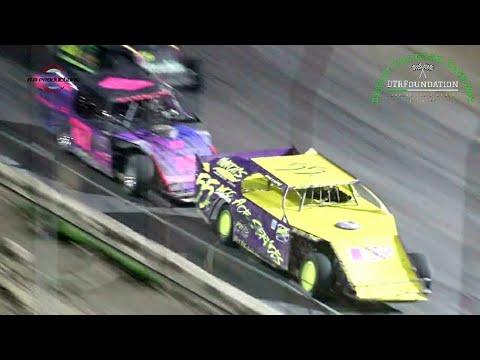 Desert Thunder Raceway 305/Sport Mod Old Timers Race 9/25/21 - dirt track racing video image