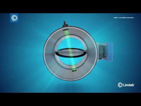 Lindab UltraLink – præcis og pålidelig måling med ultralyd