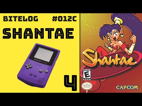 BITeLog 012C.4: Shantae (GAMEBOY COLOR)