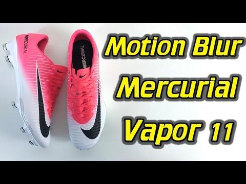 Nike Mercurial Vapor 11 (Motion Blur Pack) - One Take Review + On Feet - UCUU3lMXc6iDrQw4eZen8COQ