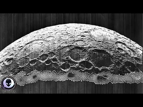Our Moon Is Being Surrounded