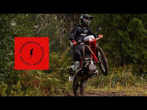 2019 Honda CRF450L | First Impression