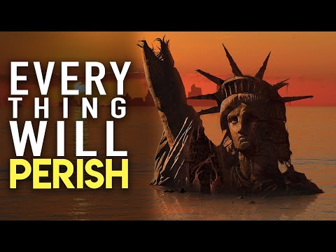 Everything will Perish - A Wakeup Call To All The World! - Carter Conlon