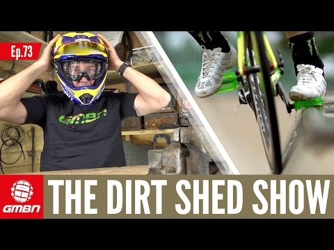 'Sam Pilgrim Stole My Shoes!' | The Dirt Shed Ep.73