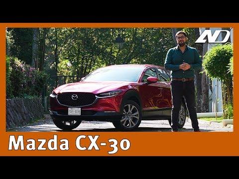Mazda CX-30 - El inicio de una nueva categoría