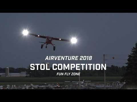 STOL Competition in 4K, AirVenture 2018, Draco the PT-6 Tubine Wilga - UCACMb8qHGlo6YnH8qQB9OZA