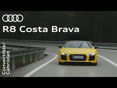 The all-new Audi R8 Spyder: The hunt