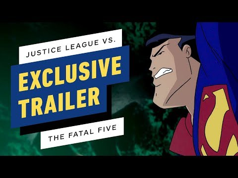 Justice League vs. The Fatal Five Trailer (2019) - UCKy1dAqELo0zrOtPkf0eTMw