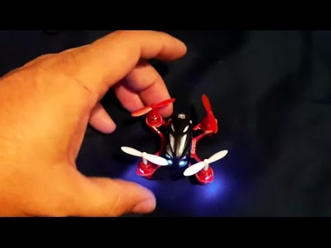 WLToys V272 Micro Quadcopter Review & Flight Demo - UC8isNFyJesy4BfdaR0M7qjQ