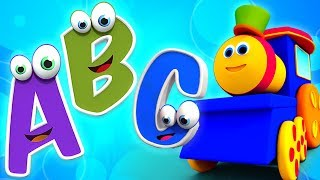 боб алфавит песня | песня для детей | Bob ABC Song | Bob Alphabet Ride | Learn ABC With Bob