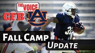 Auburn Tigers Fall Camp Update