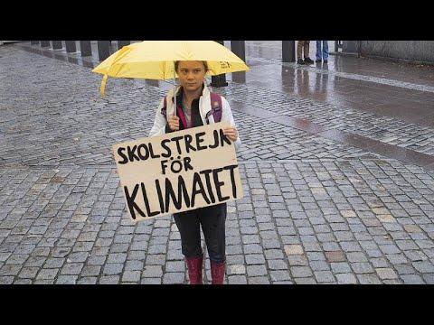 Greta Thunberg szerint a Glasgow-i klímakonferencia sem hozza meg az áttörést