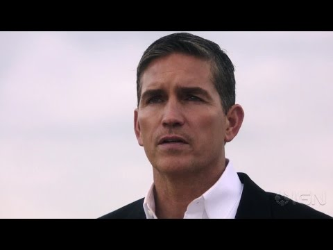 Person of Interest - The Cast on the Big Character Death | Racer lt
