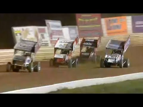 Highlights: ASCoC @ Port Royal Speedway 9.09.2021 - dirt track racing video image