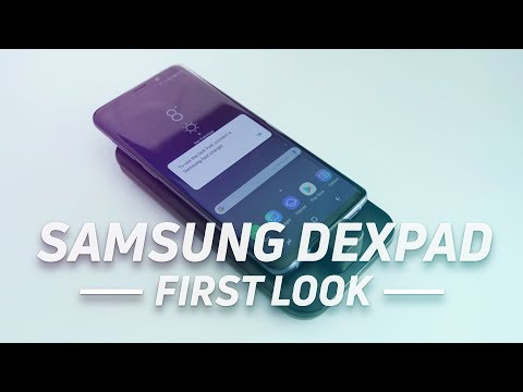 Samsung DexPad First Look