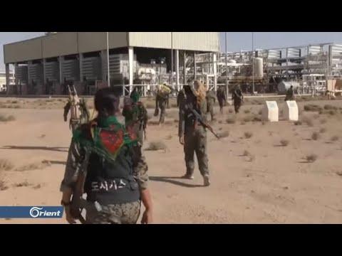 """التحالف يجتمع مع ذوي ضحايا قتلوا بنيران """"قسد"""" في دير الزور - سوريا"""
