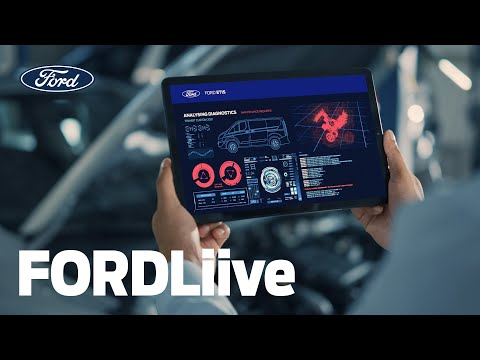 How It Works: FORDLiive