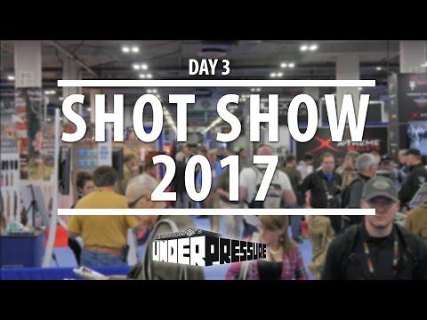 Shot Show 2017: Day 3