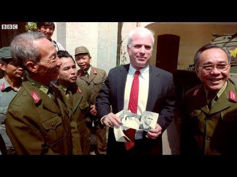 """John McCain, người có nhiều """"duyên nợ"""" với Việt Nam - BBC News Tiếng Việt"""