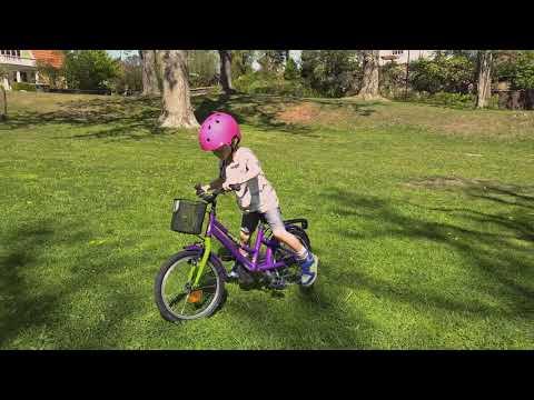 Telia | Lära sig cykla 2