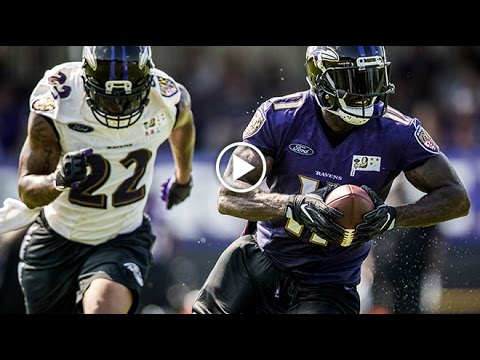 Best Highlights From 17 Days Of Training Camp Practices In 65 Seconds | Baltimore Ravens
