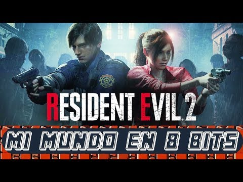 RESIDENT EVIL 2 REMAKE - STEAM PC - GAMEPLAY ESPAÑOL DEMO