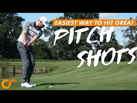 THE EASIEST WAY TO HIT GREAT PITCH SHOTS