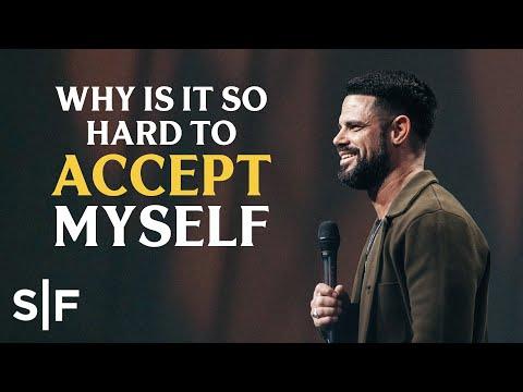 Accepting Jesus vs. Accepting Me  Steven Furtick