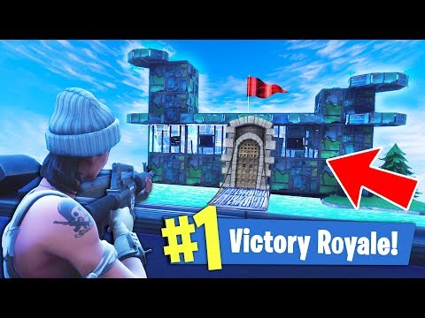 BUILDING A CASTLE IN FORTNITE!! (UNBREAKABLE) - UC2wKfjlioOCLP4xQMOWNcgg