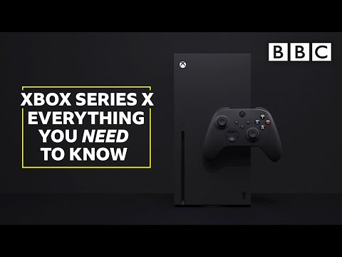 Our Xbox Series X review by @BBC The Social – BBC
