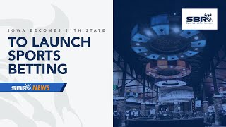 Iowa Becomes 11th US State To Launch Legal Sports Betting